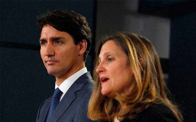 加拿大强硬要求中国放人!中国官媒:哪来的底气?