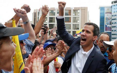 美国后院起火,幕后推动委内瑞拉政权转移