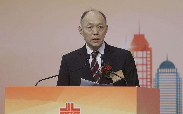 """霍英东次子:""""颜色革命""""不可能在香港取得成功"""