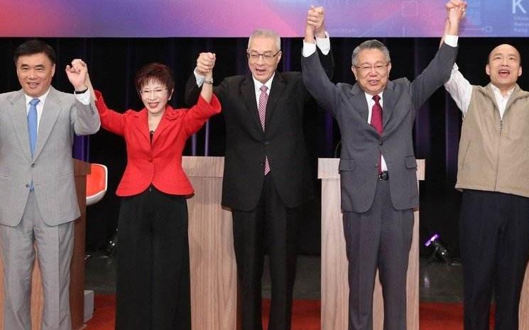 罕见没发贺电,怎样看待北京对国民党的新思维?