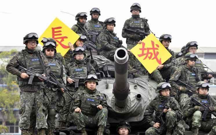 """疫情期间是""""武统""""台湾的最佳时机?解放军专家权威解读"""
